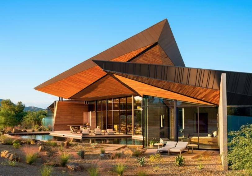 What Is Rammed Earth Building?